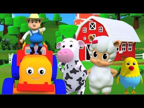 Old MacDonald hatte eine Farm   Kinderlieder Zusammenstellung in Deutsch