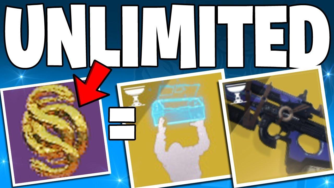 Destiny 2 - How To Get Unlimited Tributes FREE - Tribute Hall Glitch - Easy  Exotic Emote & Badd Juju