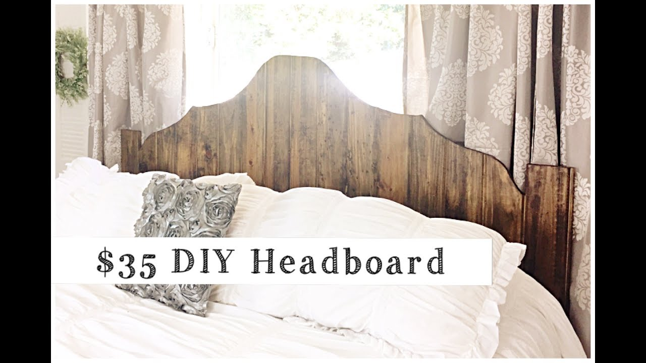 headboards wooden reclaimed rustic headboard custom frame wood ideas bed