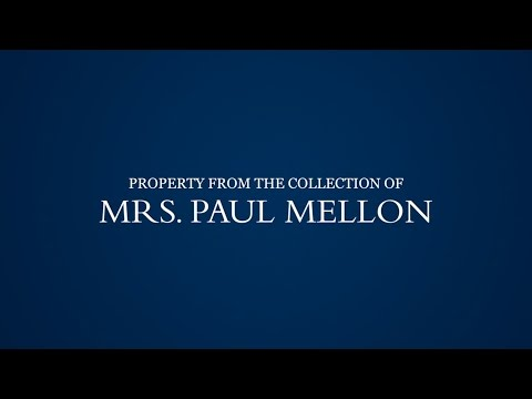 The Mrs Paul Bunny Mellon Exhibition at Sotheby's