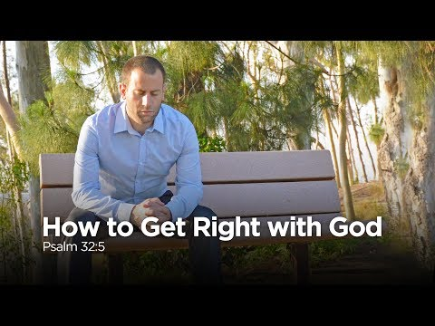 """""""How to Get Right with God""""   Pastor Mike Stone"""