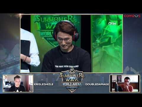 [EN] SWC2018 Asia-Pacific Cup Korea Preliminary | Summoners War