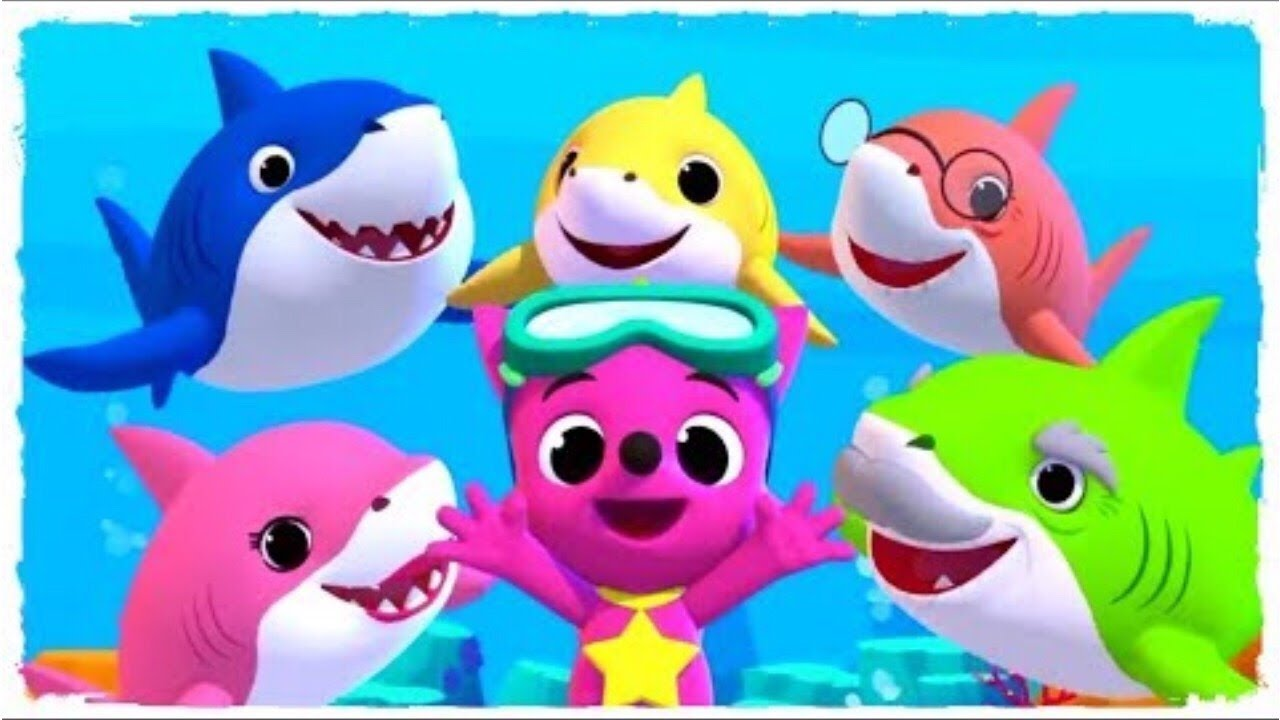Baby Shark Different Versions Pinkfong Sing And Dance