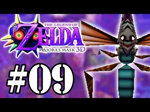 Let's Play: Zelda Majora's Mask 3D - Parte 9