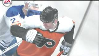 NHL 2004- Pre-Game Video
