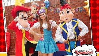 Show Jake y los Piratas - Shows Infantil...