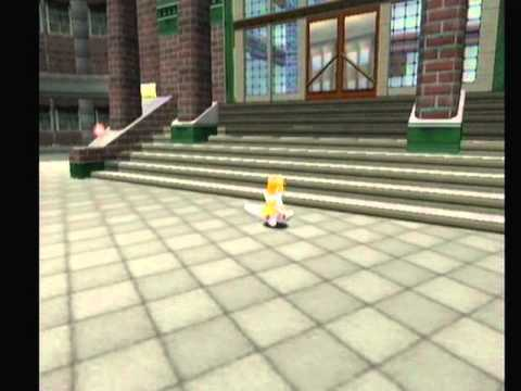 Station Square emblem locations