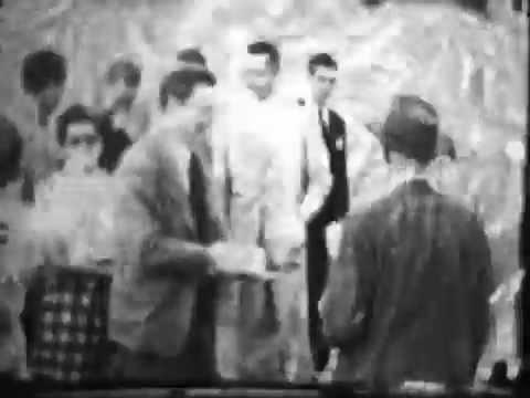 Visita Nelson Rockefeller 1948 ou 49