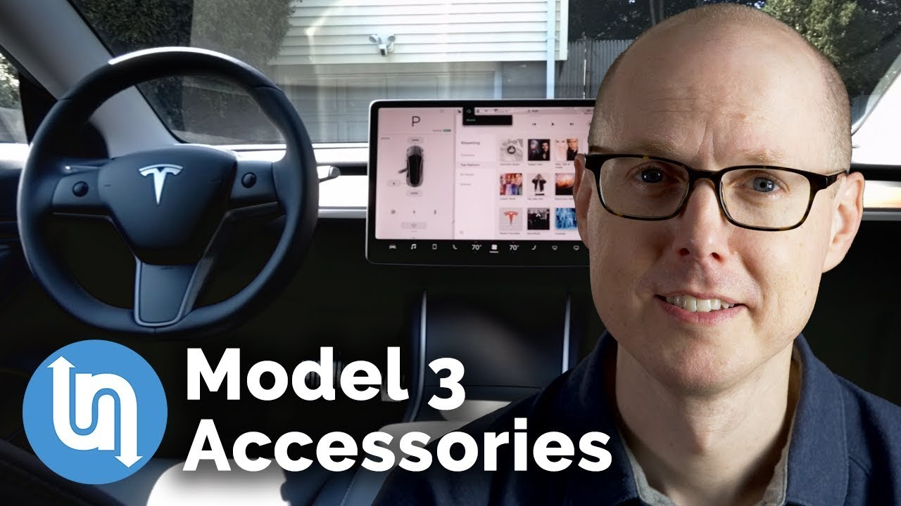 Tesla Model 3 Accessories To Buy — Undecided with Matt Ferrell