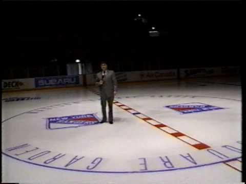 NY Rangers Victory Song