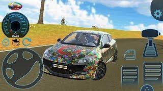 Renault Megane RS Drift Simulator // Android Gameplay #2 | En iyi Android Araba Oyunları FHD