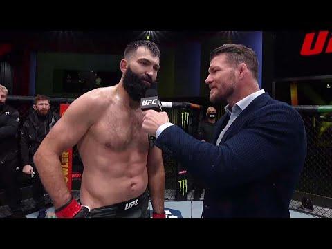 Andrei Arlovski Octagon Interview   UFC Vegas 40