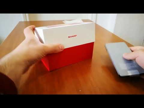 SHARP AQUOS S3 Unboxing 6 Inch FHD+ NFC 3200mAh Review Price