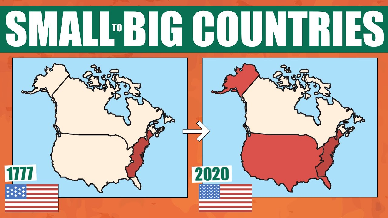 Small Countries That Became Big