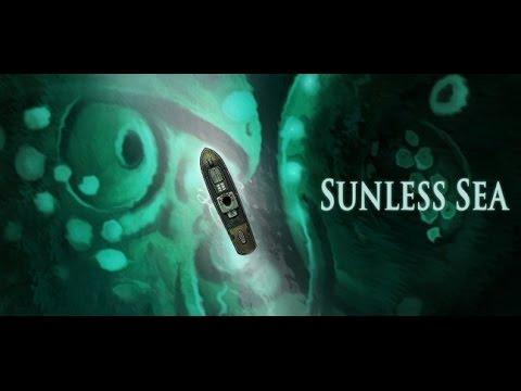 Прохождение Sunless Sea pt8 - Ящик, запертый шёпотом