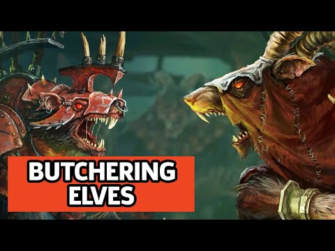 Total War: Warhammer 2 - Skaven Campaign Gameplay & Battles