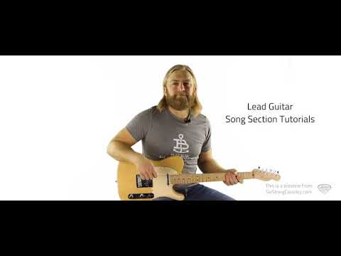 Give It Away Guitar Lesson and Tutorial - George Strait