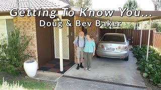 BMFS Getting To Know You - Doug & Bev Baker (Restaurant Clients)