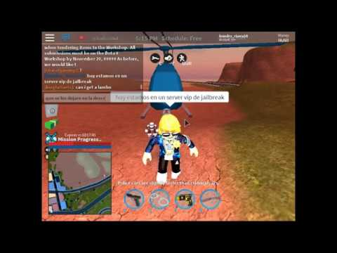 jailbreak server vip (roblox)