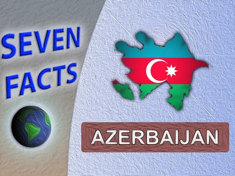 7 facts about Azerbaijan