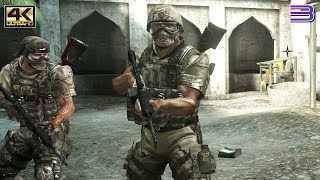 Army of Two - PS3 Gameplay 4k 2160p (RPCS3)