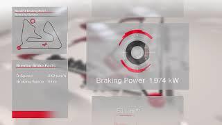 F1 Brembo Brake Facts 2018 - Bahrain 02