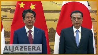 🇨🇳🇯🇵China and Japan pledge to boost economic cooperation l Al Jazeera English