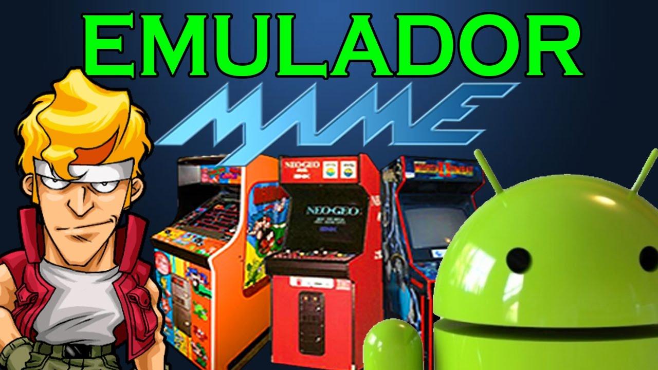 Descargar Emulador de Arcade MAME [2017] para Android | Configuracion  Perfecta