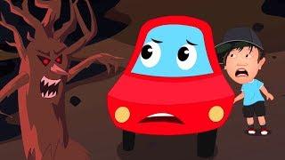 gỗ đáng sợ | bài hát cho trẻ em | vần cho trẻ em | Scary Woods | Nursery Rhymes | Kids Rhymes