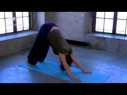 MammaTV - Babyverden - Yoga på matten 5/10