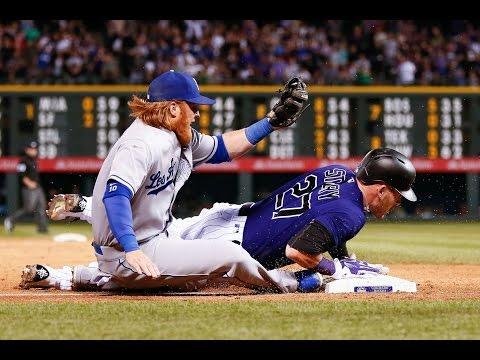 MLB Top Plays April 2016