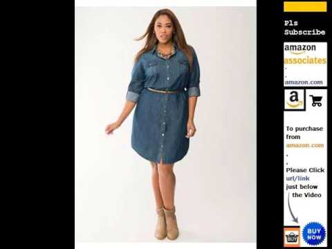 Plus Size Blouses And Shirts Plus Size Denim Shirt Romance Youtube