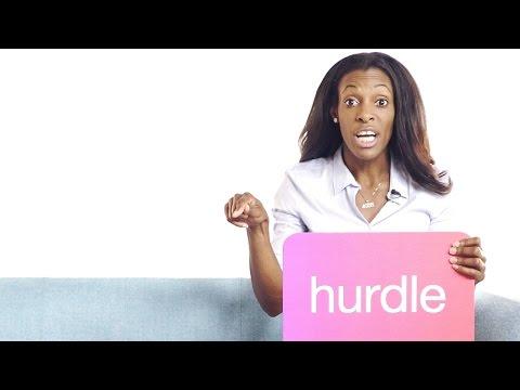 "English Language Training! ""Hurdle"""