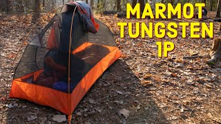 Marmot Tungsten 1P First Time Pitching