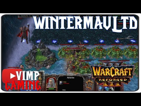 Warcraft 3 Reforged | Wintermaul TD
