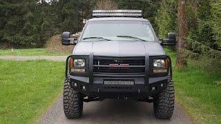 GMC Chevrolet Cummins Swap Mechanical Details