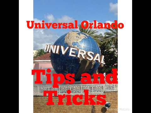Universal Orlando Theme Park Top 6 Tips, Tricks, and Secrets