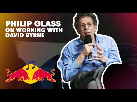 Philip Glass (RBMA New York 2013 Lecture)