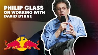 Philip Glass on Working with Aphex Twin, and David Byrne | Red Bull Music Academy