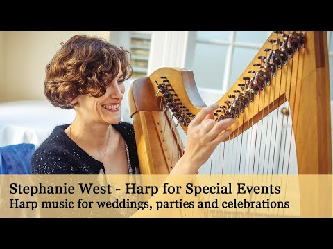 Stephanie West - Harp for Special Events