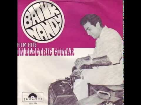 batuk nandy - film hits on electric guitar 1972