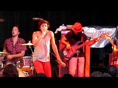 Young The Giant - My Body Live 8/30/2011 Columbus OH HD