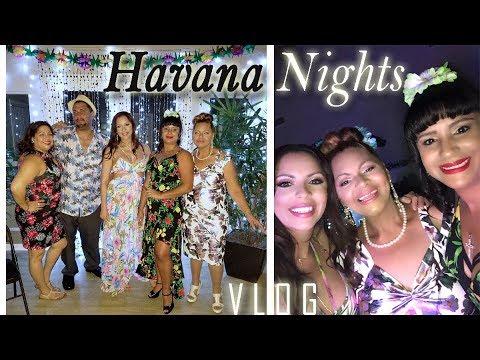 SUMMER VACATION VLOG PART 3 | HAVANA NIGHTS PARTY | SALSA, MERENGUE & BACHATA