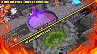 We have gotten Fly!!! - The first Hades on zombie??? (Minecraft Factions #81) Video