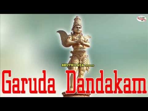 Sri Vishnu Stothras||Garuda Dandakam