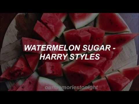 Harry Styles - Watermelon Sugar // Lyrics