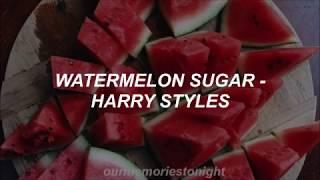Baixar harry styles - watermelon sugar // lyrics