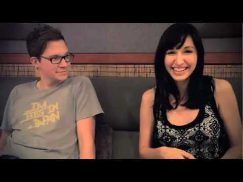 Twilight Interview with Lucy Schwartz & Aqualung - YouTube