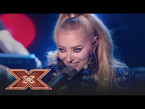 Delia cântă, la X Factor, melodia