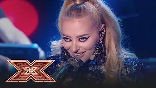 Delia canta, la X Factor, melodia Acadele